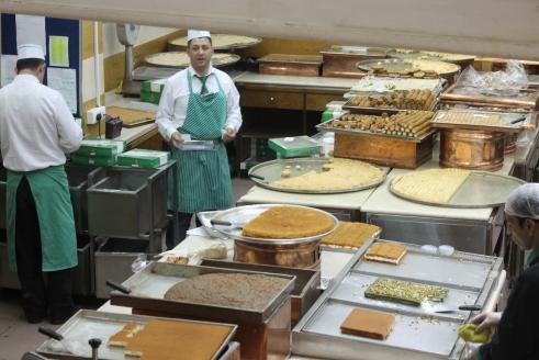 Abdul Rahman & Sons 1881 Terablos' famous sweet shop