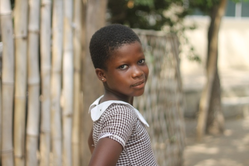 Nasif, age 11, Class Six Loves: dancing Wants to be: a movie star Fun fact: Dad used to be a French teacher at Manye
